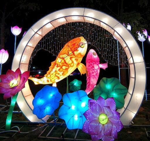 一个成功的江西彩灯生产厂商有什么好处?