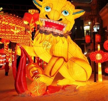 选择三点必要 生产南京花灯设计厂商,注意事项: