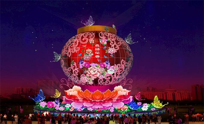 举办元宵节的场地有什么要求?__春节街道花灯彩灯厂家