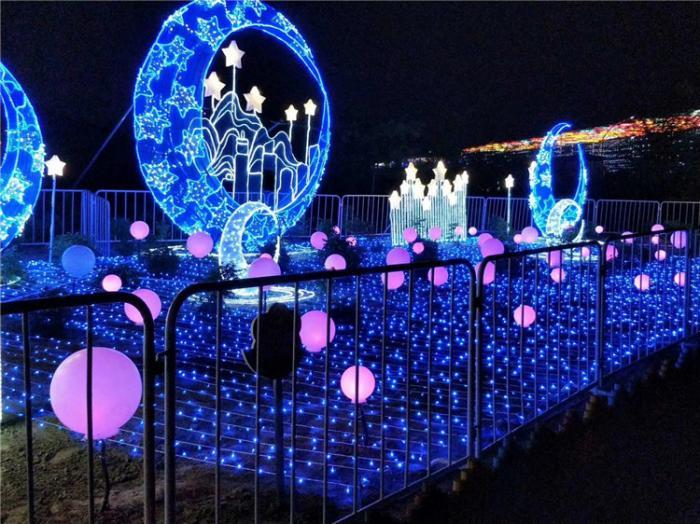 【花燈制作】內矇古鄂爾多斯旅遊節燈會