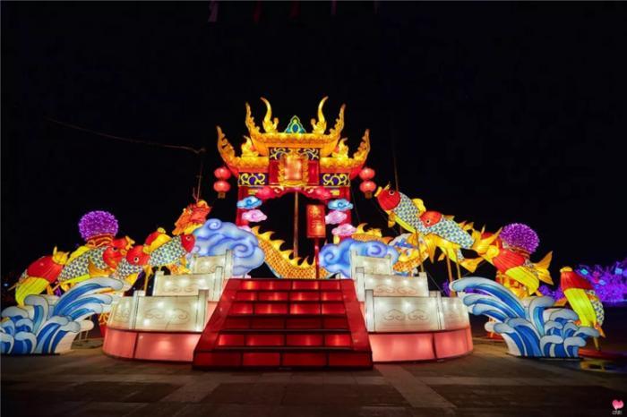 【花灯制作】杭州市江月园国际灯会